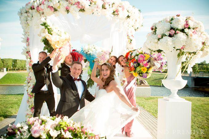 Wedding in the Konstantinovsky Palace by Grand Premier - 027