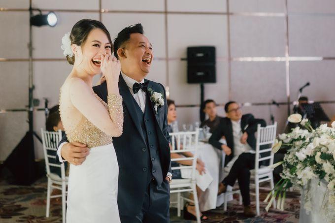 MC Wedding Intimate Fairmont Jakarta - Anthony Stevven by Anthony Stevven - 043