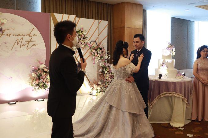 MC Wedding Intimate Hotel Mulia Jakarta - Anthony Stevven by Anthony Stevven - 020