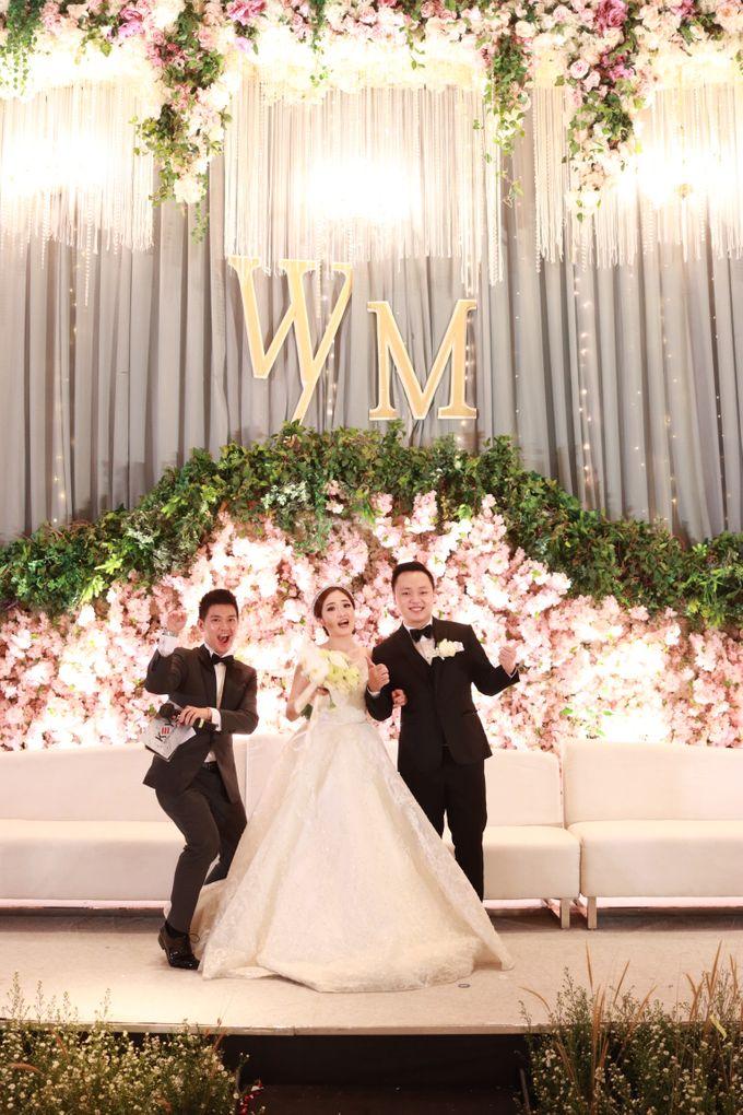 MC Wedding Double Tree Hotel Jakarta - Anthony Stevven by Anthony Stevven - 004