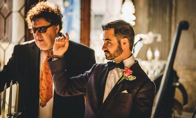 Luxury wedding in Venice by CB Photographer Venice - 015
