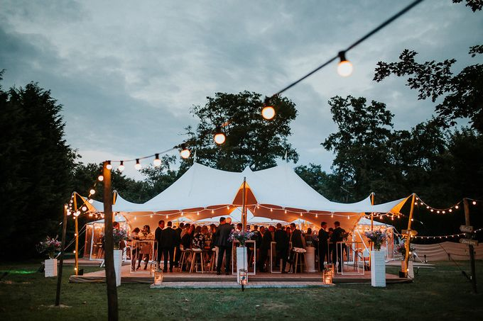 A relaxing garden wedding by Elegant Events - 019