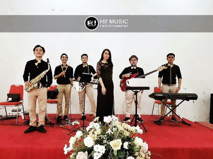 Wedding Reception Events (The Band) by Hi! Music Entertainment - 034