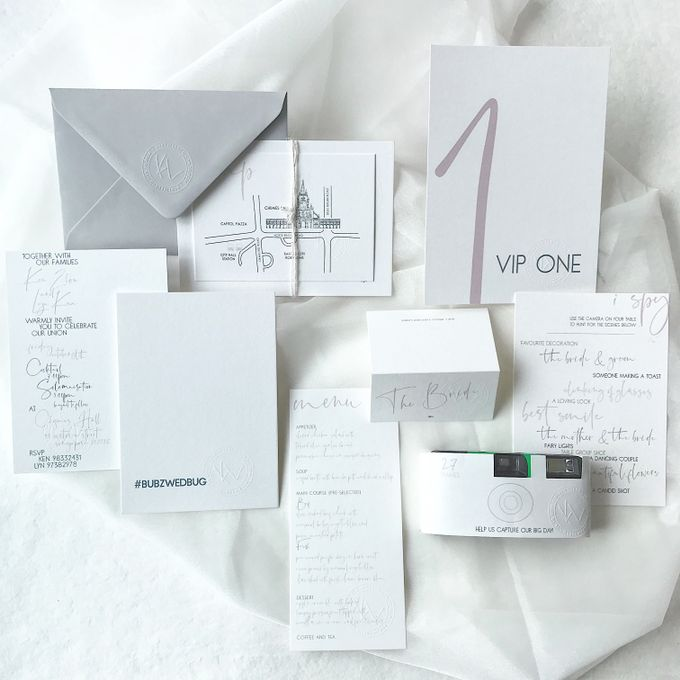 Clean Editorial | Ken & Lyn by dora prints and paper goods - 008