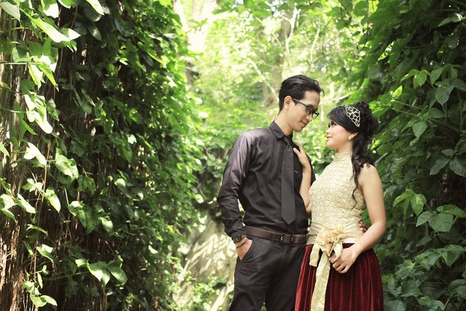 Pre Wedding - Panji & Nia by Ennea Pictures - 001