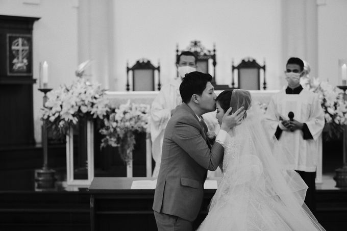 The Wedding of Alvin & Febriyana by Lavene Pictures - 019
