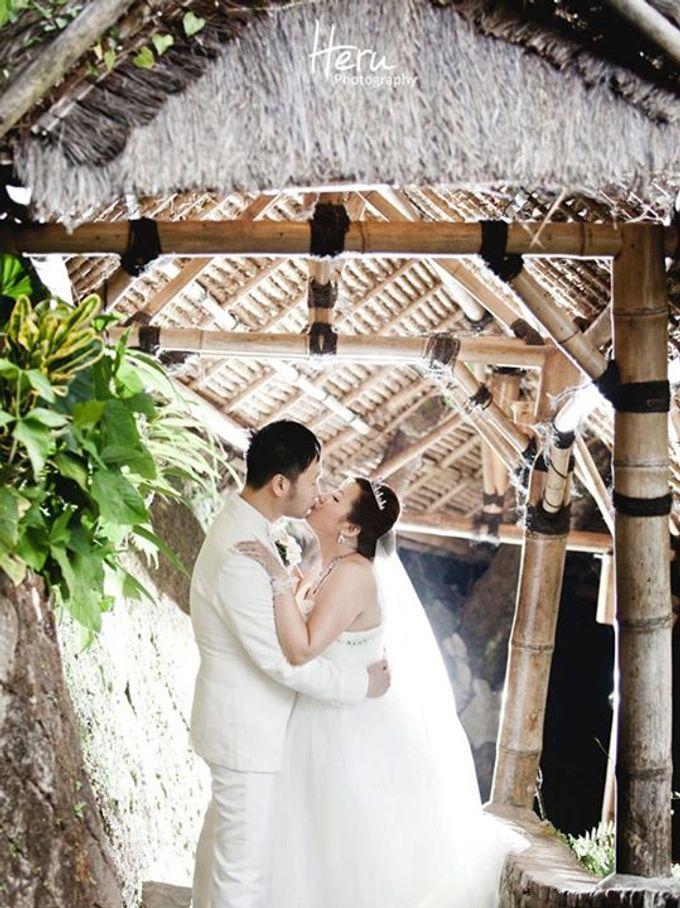 Bali Wedding Photo ~ Zhang Min & Wang YingPing by Heru Photography - 010