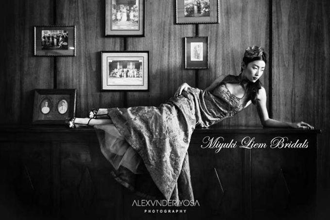 Miyuki Liem Bridals Collection by Miyuki Liem Bridals - 010