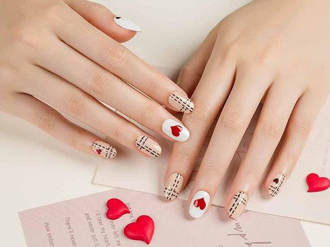Nail Art Print by Stylemate Indonesia - 002