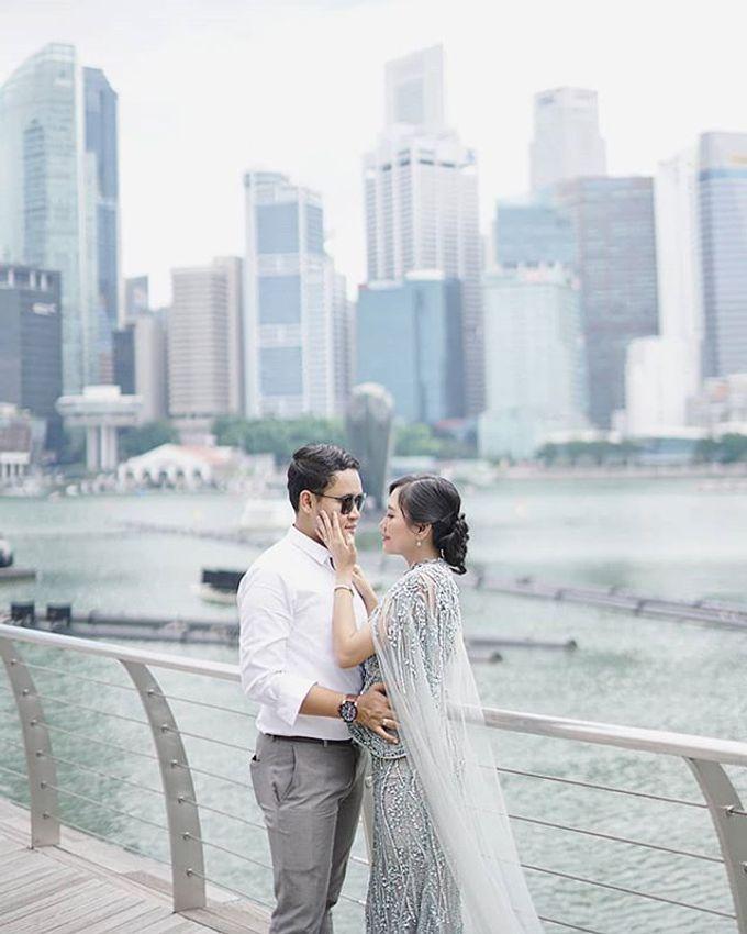 Sindu & Yunita by METTA FEBRIYAN bridal & couture - 001