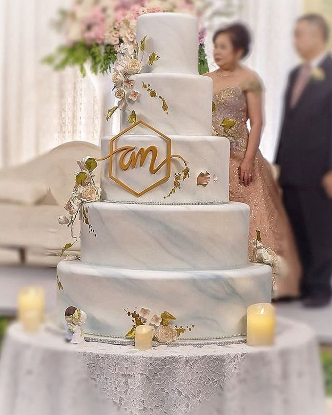 Real Wedding 2019 by RR CAKES - 008