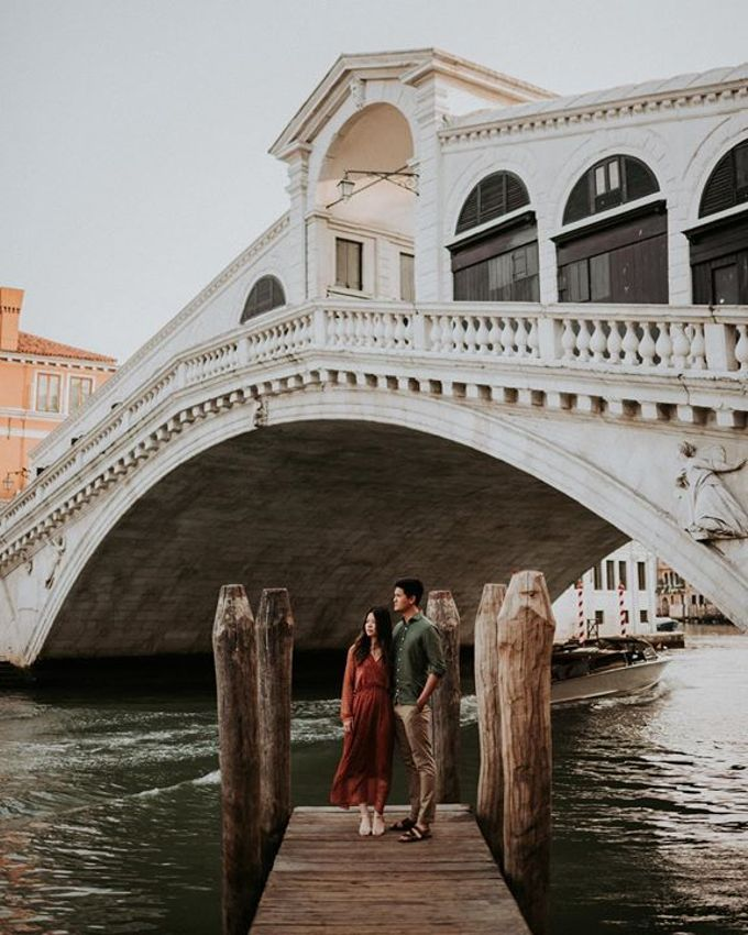 Venice Engagement session by Phan Tien Photography - 010