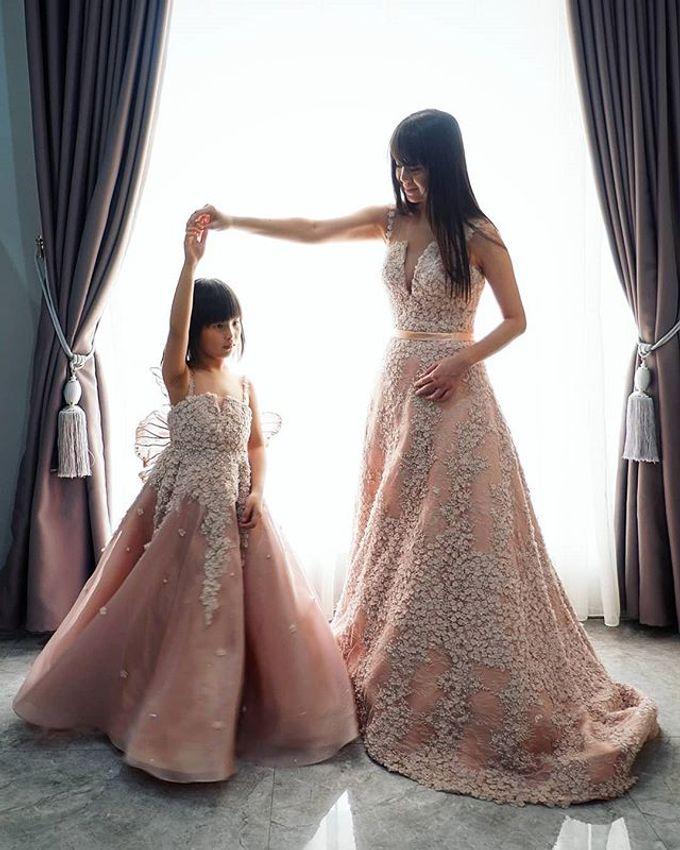 Mom & Kids 3D Dress by METTA FEBRIYAN bridal & couture - 007