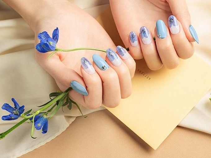 Nail Art Print by Stylemate Indonesia - 004