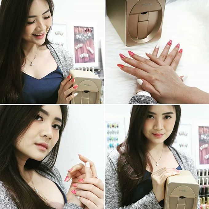 Nail Art Print by Stylemate Indonesia - 005