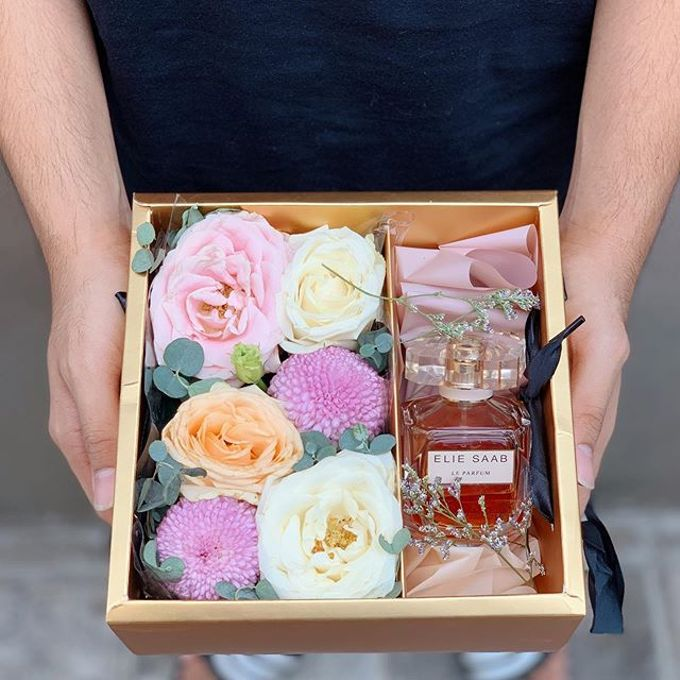 Bloombox / Squarebox by HARA Florist - 002