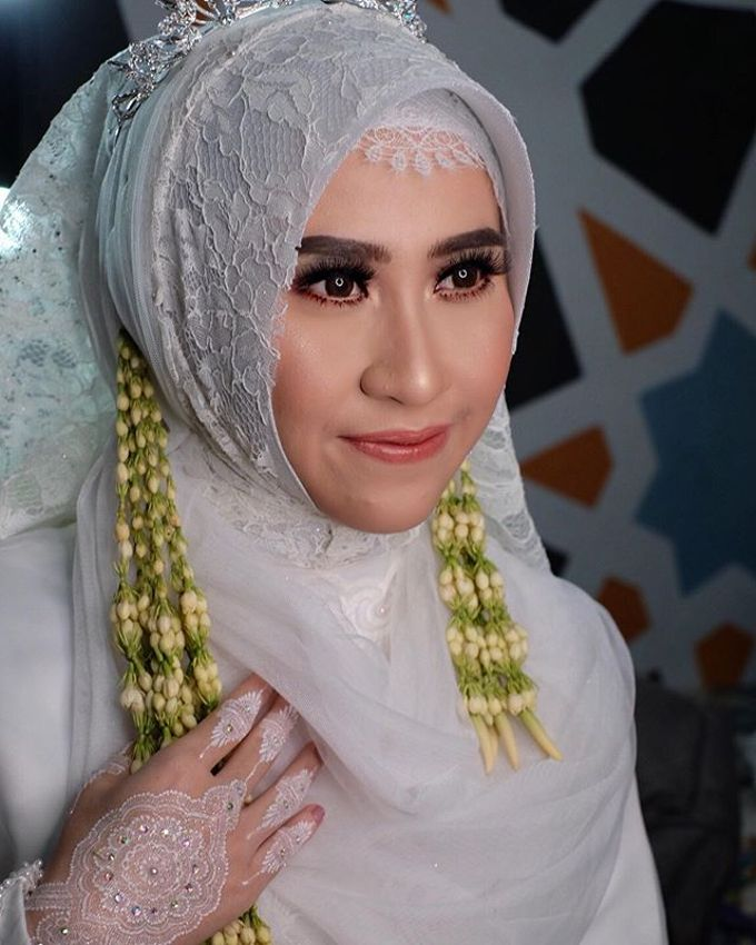 Wedding project by Zilla_dr make up - 025