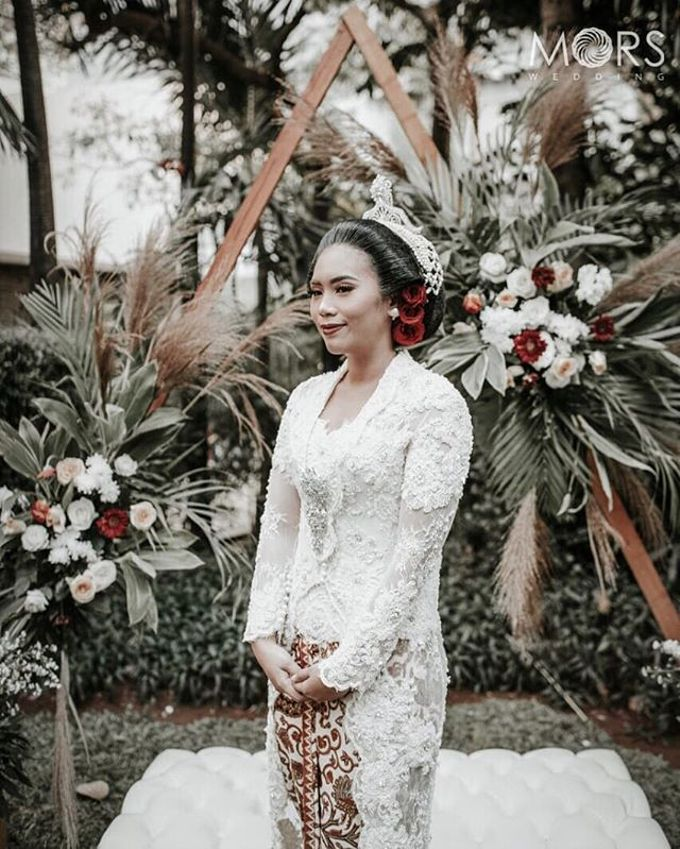 The Wedding of Aisya & Ivan by MORS Wedding - 012