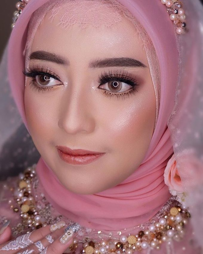 Wedding project by Zilla_dr make up - 010
