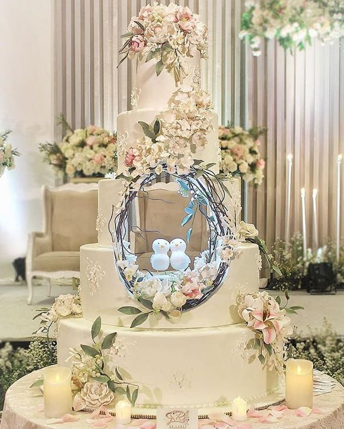 Real Wedding 2019 by RR CAKES - 002