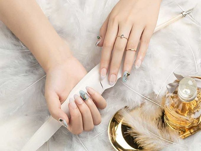 Nail Art Print by Stylemate Indonesia - 011