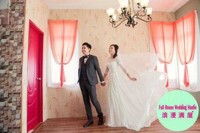 Pre-Wedding  Vincent & Samantha by Full House Wedding Studio - 018