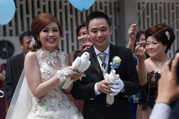 Adi & Aprilia Wedding Day by Overdream Production - 002