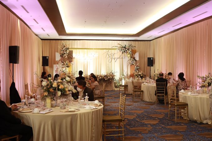 MC Wedding Intimate at Jade Room Fairmont Hotel Jakarta by Anthony Stevven by Anthony Stevven - 009