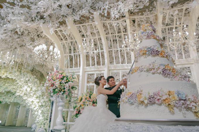 Maurice & Natasya Jakarta Wedding by Ian Vins - 042