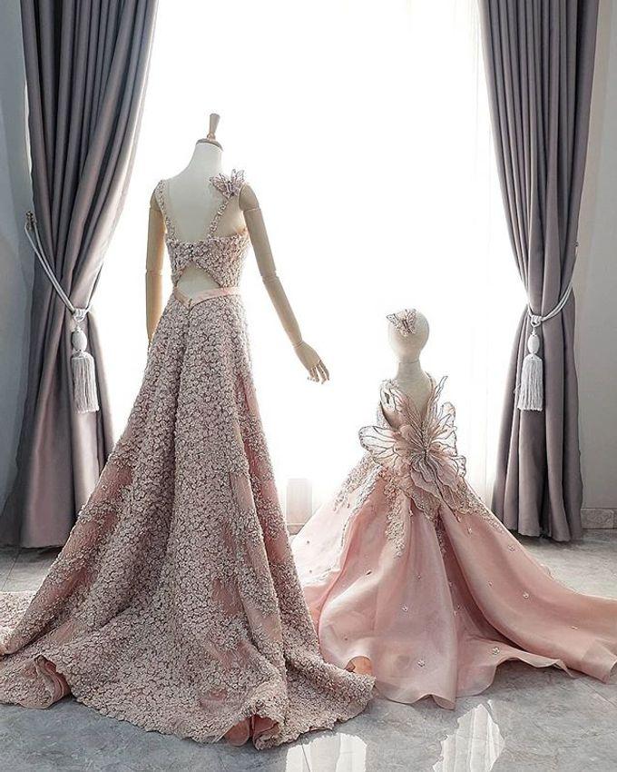 Mom & Kids 3D Dress by METTA FEBRIYAN bridal & couture - 003