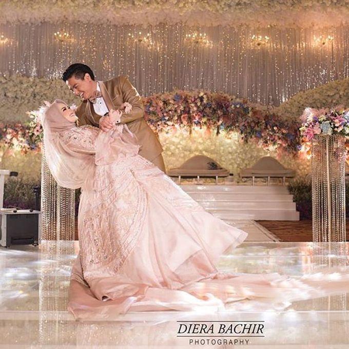 Chika Roger Wedding Day by Chandira Wedding Organizer - 003