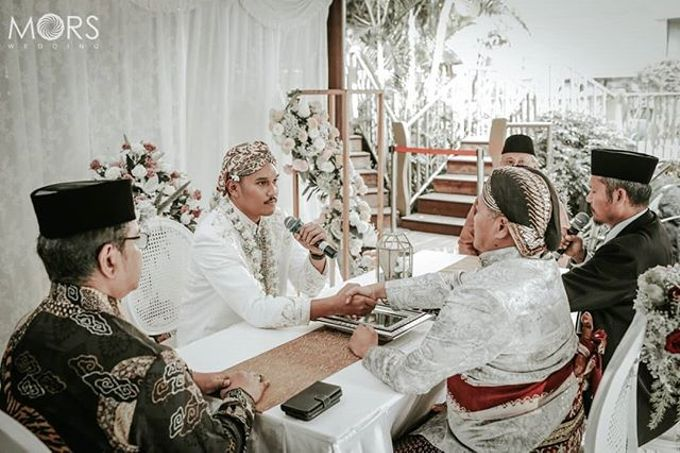 The Wedding of Aisya & Ivan by MORS Wedding - 011