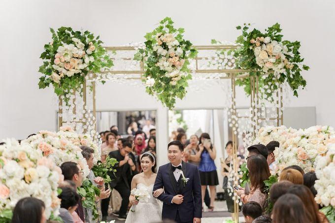 Wedding Of Sastra & Gracia (Green) by Ohana Enterprise - 026