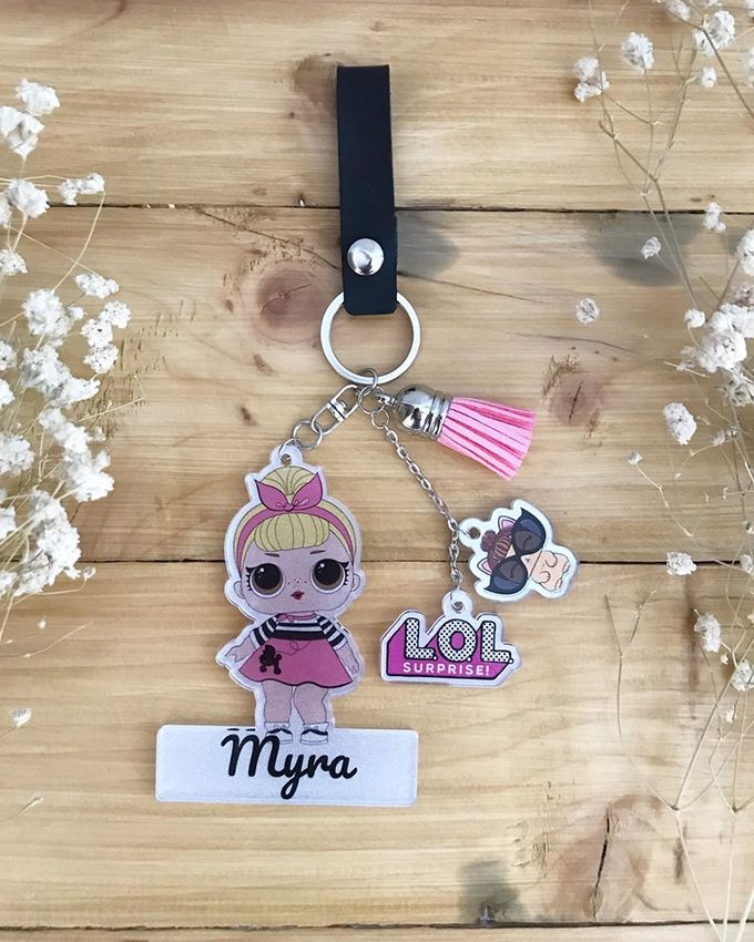 Keychain & Charms by Nate Design - 003