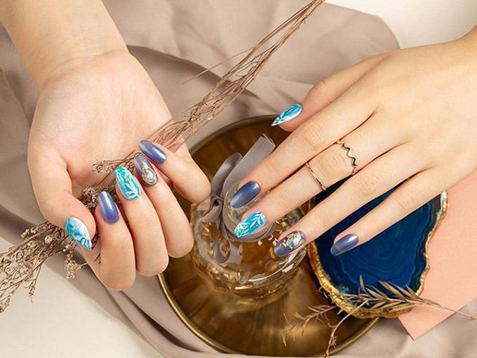Nail Art Print by Stylemate Indonesia - 008