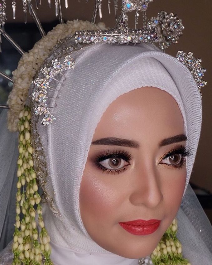 Wedding project by Zilla_dr make up - 018