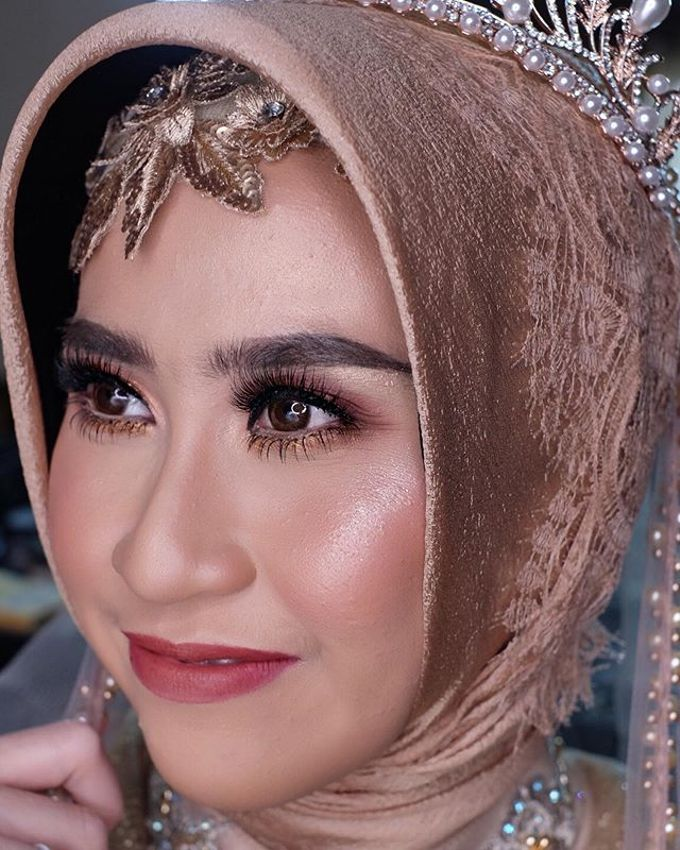 Wedding project by Zilla_dr make up - 020