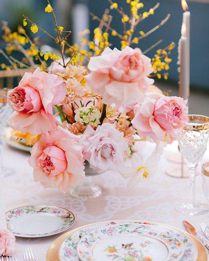 Modern royal wedding by Sublime Luxury Weddings - 002