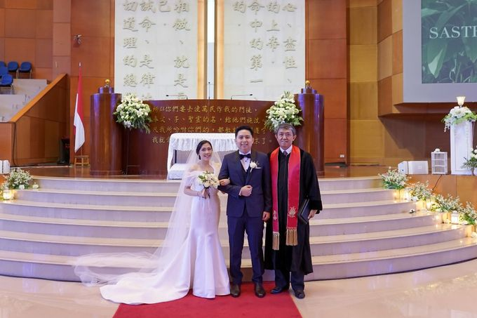 Wedding Of Sastra & Gracia (Green) by Ohana Enterprise - 024