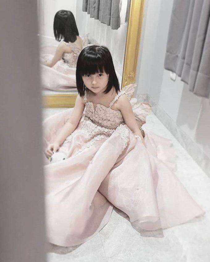 Mom & Kids 3D Dress by METTA FEBRIYAN bridal & couture - 005