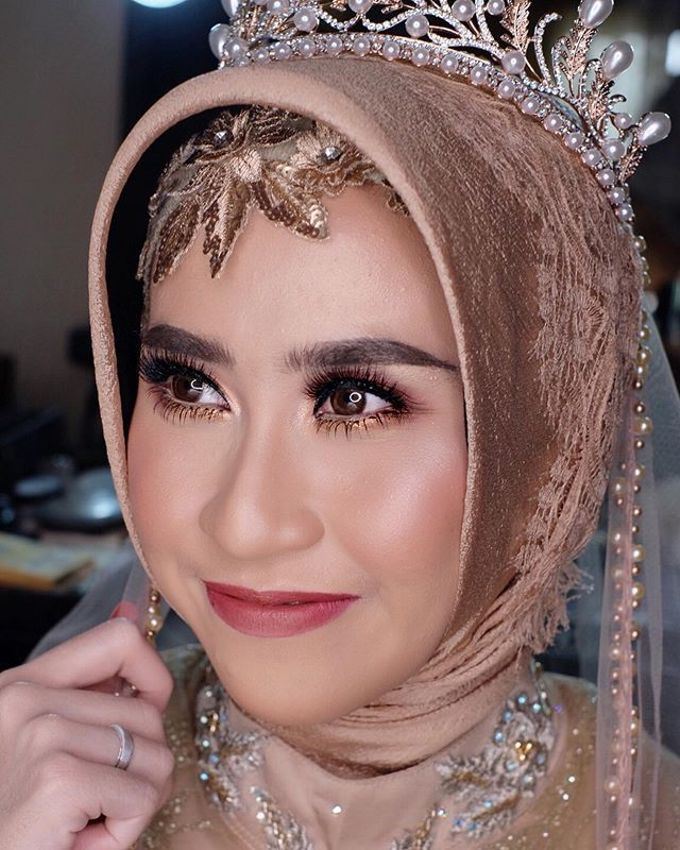 Wedding project by Zilla_dr make up - 021