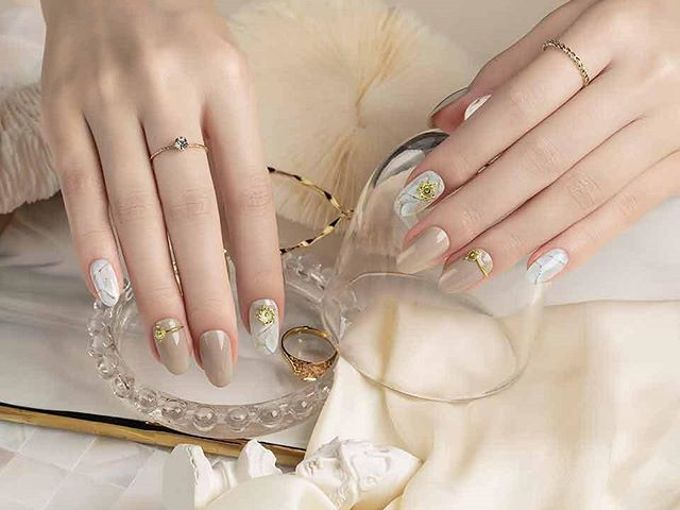 Nail Art Print by Stylemate Indonesia - 001