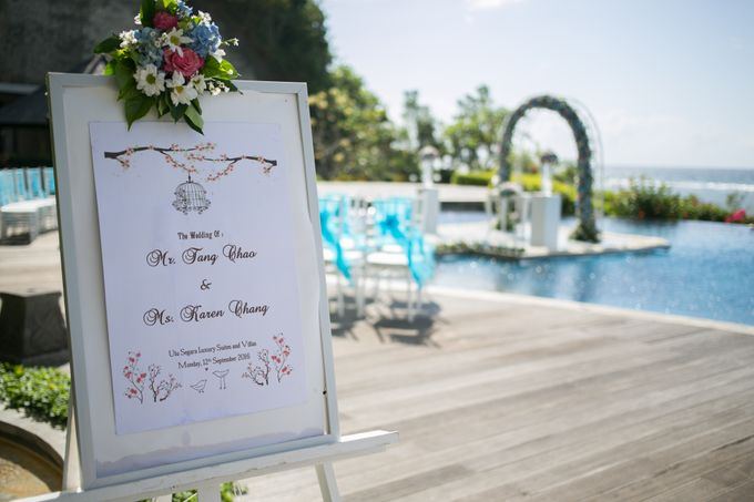 The Wedding of Tang Chao & Karen Chang by My Dream Bridal and Wedding - 007