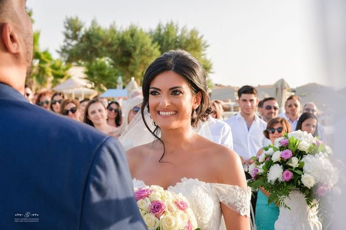 Wedding in Crete  Mario and Kyri by George Chalkiadakis Pro Art Photography - 021