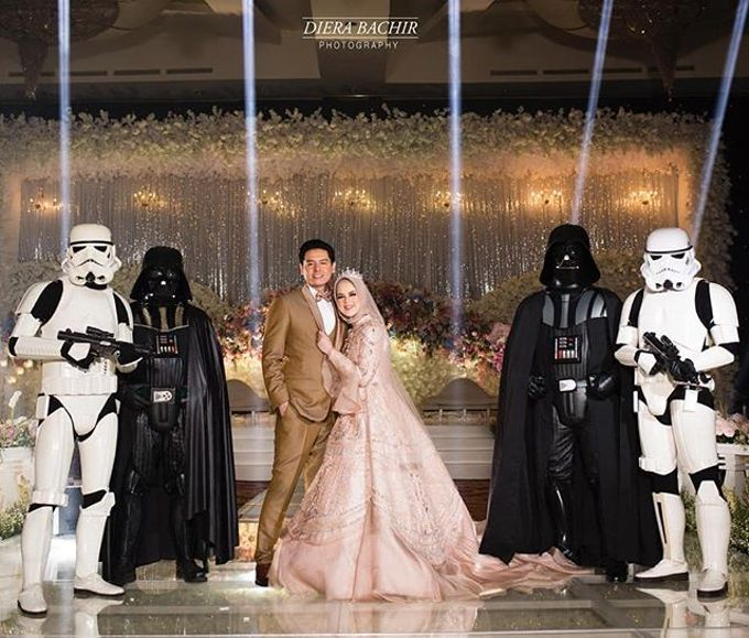 Chika Roger Wedding Day by Chandira Wedding Organizer - 004