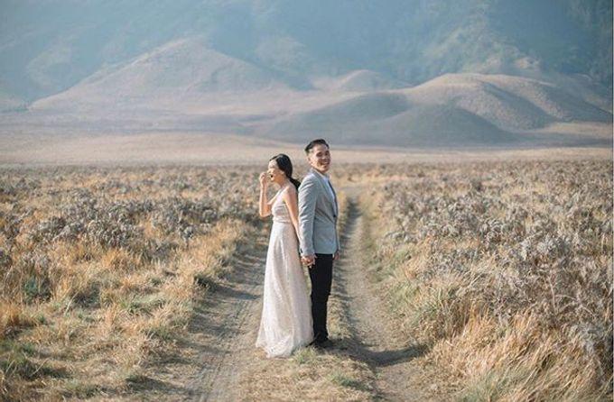 Pre-wedding of Velda & Yason by Vivre the Label - 003