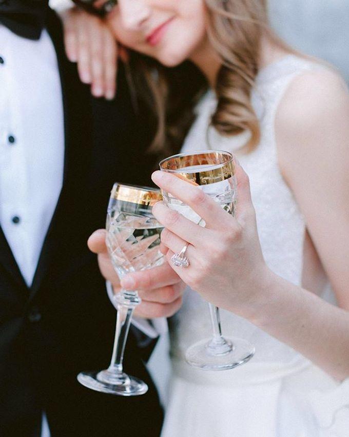 Modern royal wedding by Sublime Luxury Weddings - 005