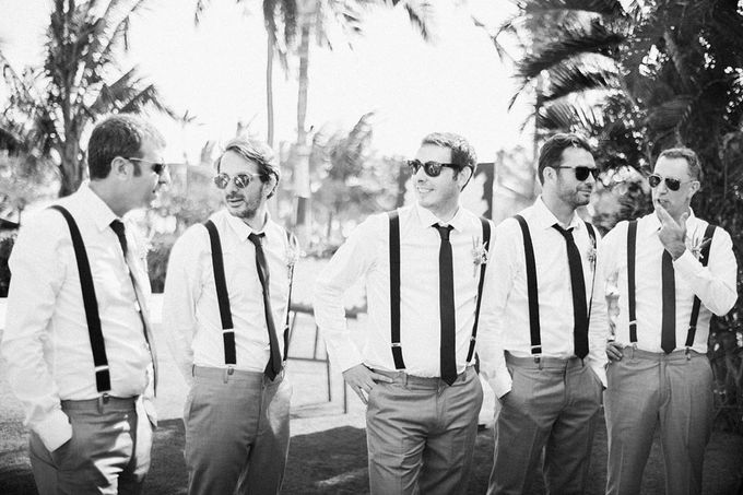Sam & Lara Wedding at Canggu Bali by Catalina Flora - 012