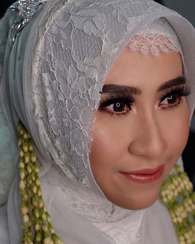 Wedding project by Zilla_dr make up - 022