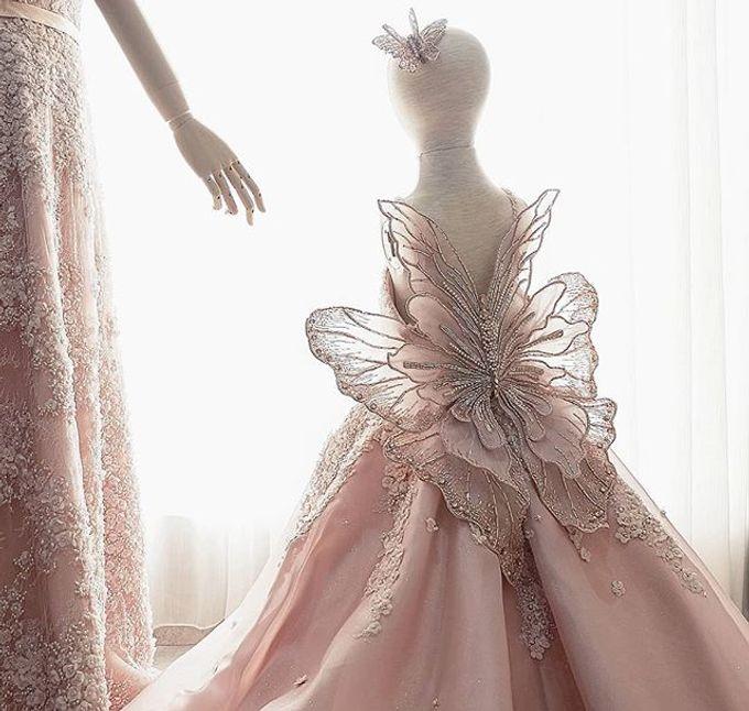 Mom & Kids 3D Dress by METTA FEBRIYAN bridal & couture - 002